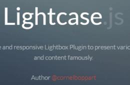 替文章圖片 套用 lightcase 功能